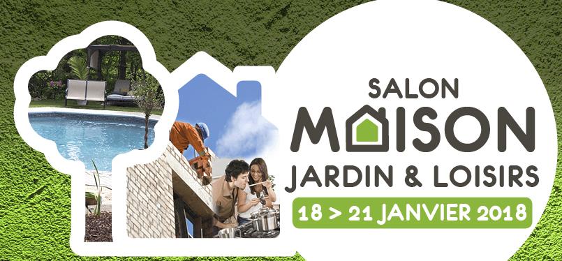 Salon Maison Jardin et Loisirs 2018 - Charleroi Expo Congres ...