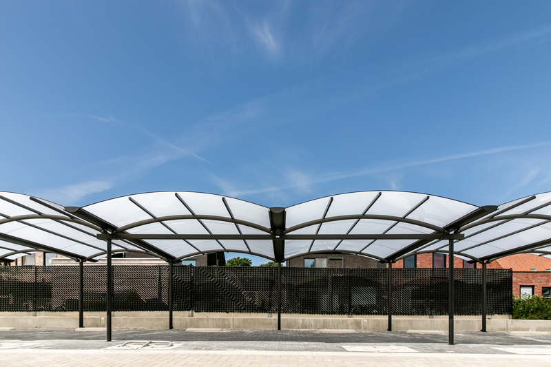 Bozarc Carport Project 2019