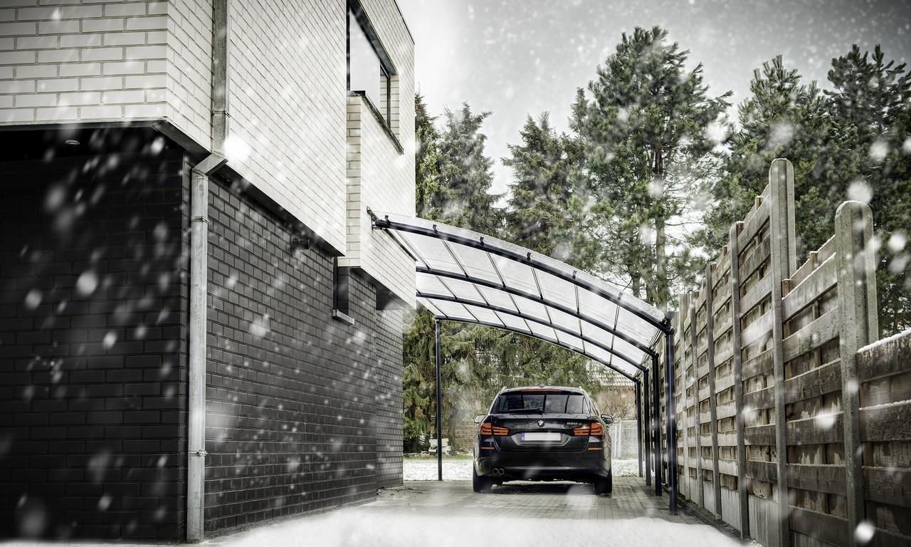 Verlichting voor je carport: dit zijn de mogelijkheden | BOzARC