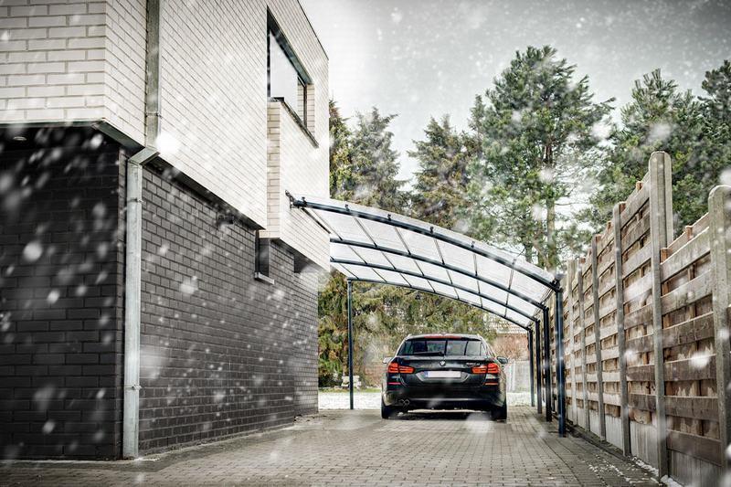 Wat is de kostprijs van een kwalitatieve carport? | BOzARC