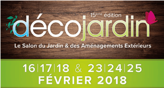Salon Déco Jardin 2018 - Ciney Expo | BOzARC