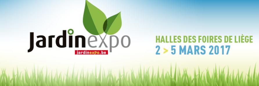 Jardinexpo 2017 halles des foires de li ge bozarc for Jardin expo 2016 liege