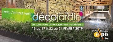 Salon DécoJardin 2019 - Ciney Expo