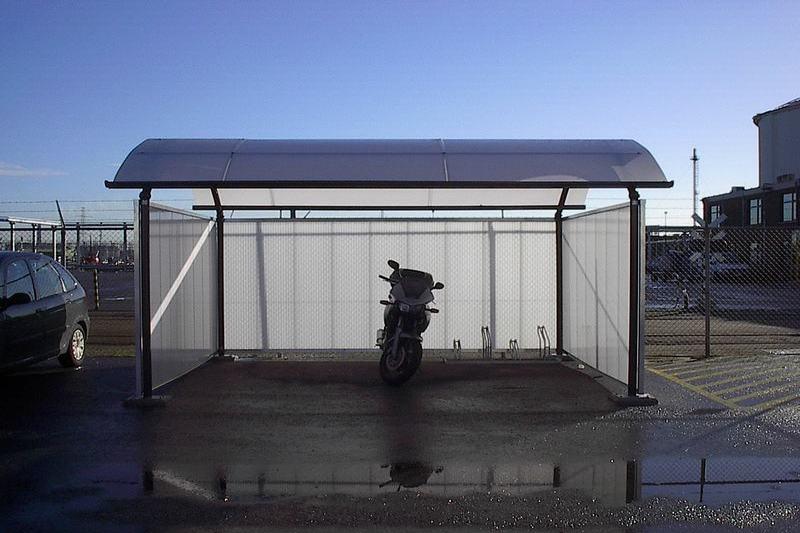Iets Nieuws Overdekte fietsenstalling aan trein- en bushaltes: een must | BOzARC &ZD98