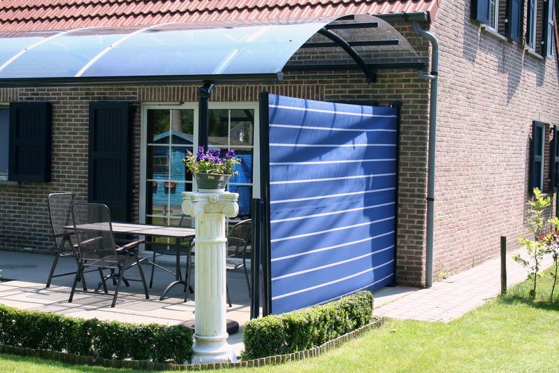 profitez de votre terrasse gr ce aux pare vent bozarc. Black Bedroom Furniture Sets. Home Design Ideas