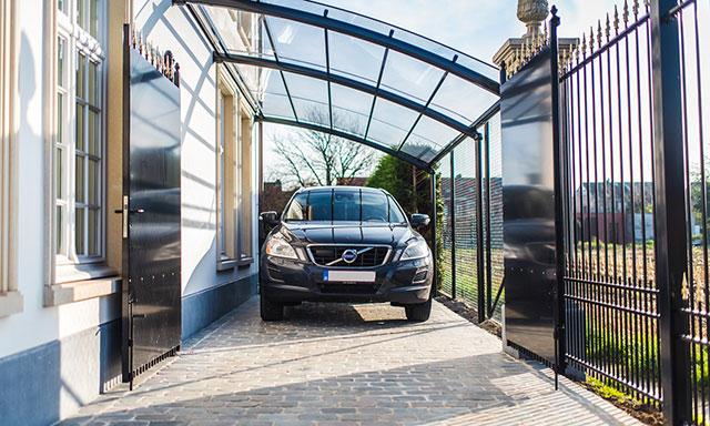 Overkapping Voor Auto : Carport kopen: de ideale overkapping voor uw voertuig bozarc