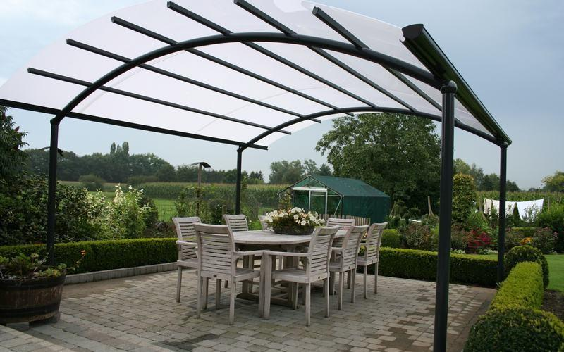 un auvent de terrasse design au meilleur prix bozarc. Black Bedroom Furniture Sets. Home Design Ideas