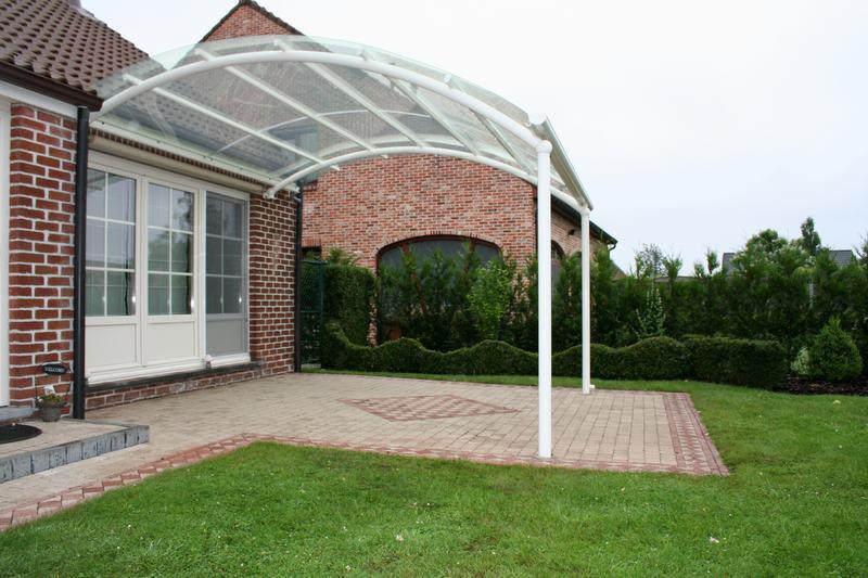 een terrasoverkapping ook voor je tuin bozarc. Black Bedroom Furniture Sets. Home Design Ideas