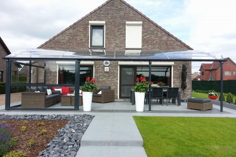 terrasoverkappingen om volop te genieten van het buitenleven bozarc. Black Bedroom Furniture Sets. Home Design Ideas